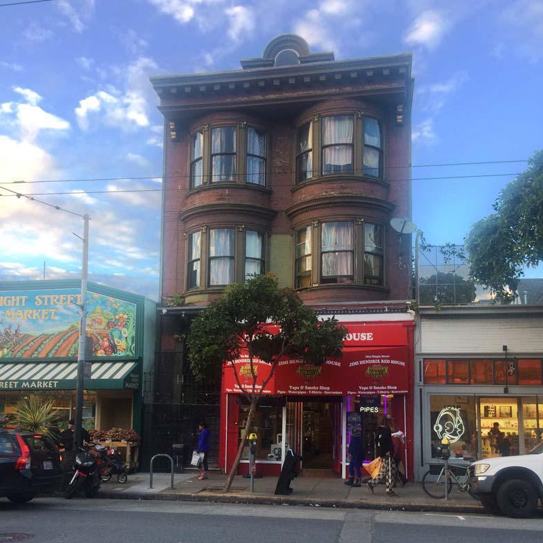 1524 Haight Street, San Francisco,  Photo