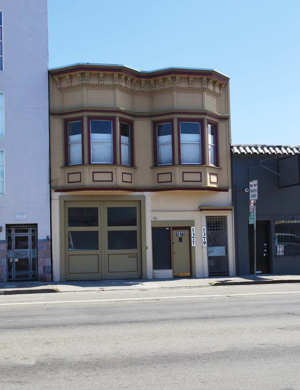 1377 Harrison Street, San Francisco,  Photo
