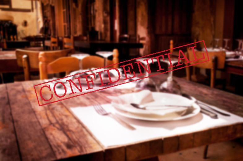 Confidential West Portal Ave Restaurant, San Francisco,  Photo