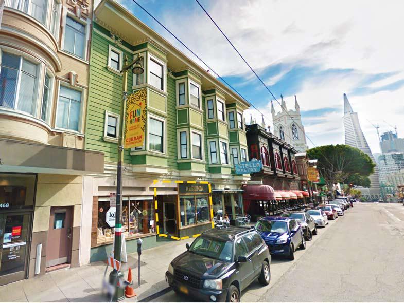 450 Columbus Avenue, San Francisco,  Photo