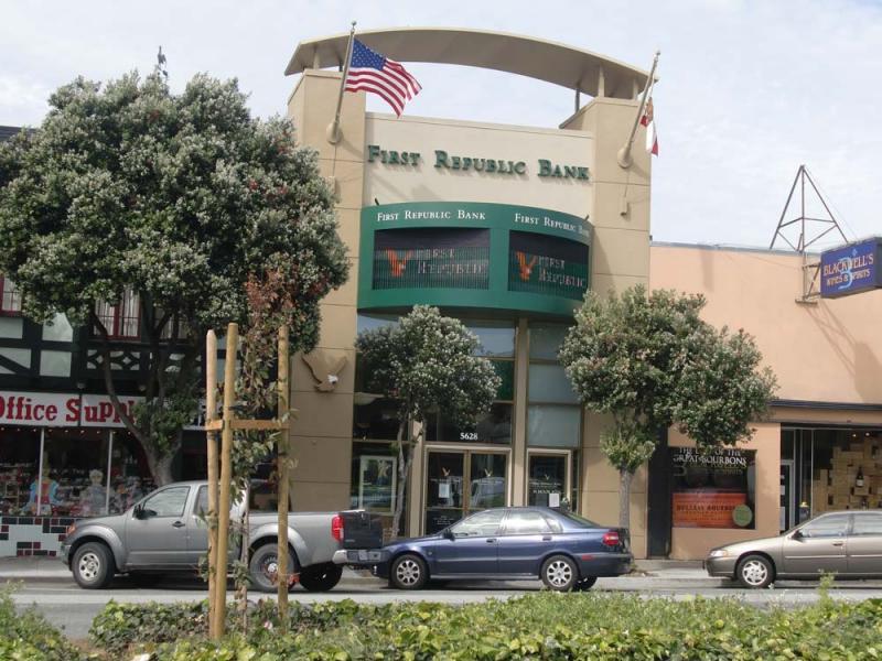 5628 Geary Boulevard, San Francisco,  Photo