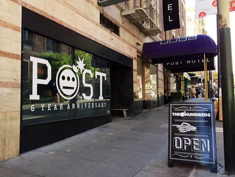 585 Post Street, San Francisco,  Photo