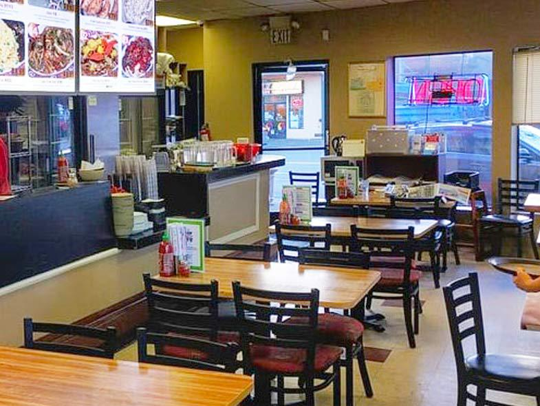 Korean & Chinese Noodle Restaurant For Sale | $295,000, Alameda County,  Photo