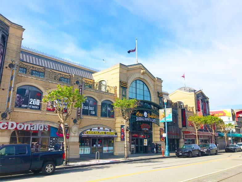 145 Jefferson Street, San Francisco,  Photo