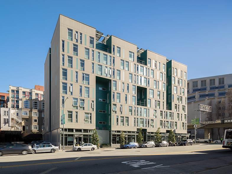 25 Essex Street, San Francisco,  Photo