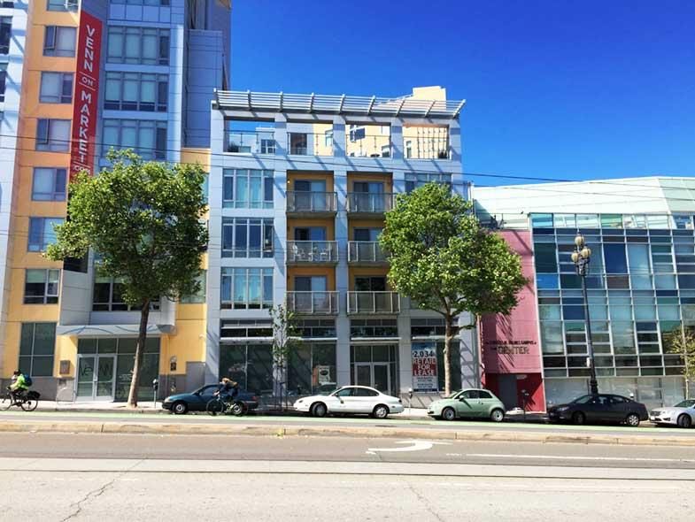 1844 Market Street, B, San Francisco,  Photo