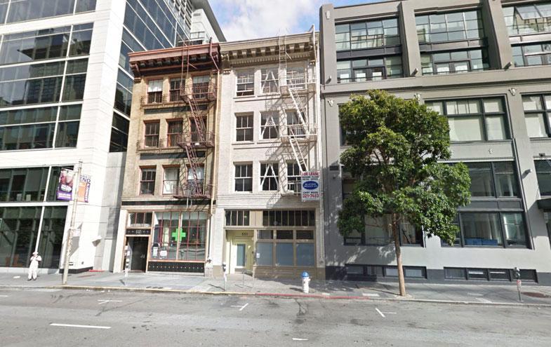 531  Howard Street, 2nd floor, San Francisco,  Photo