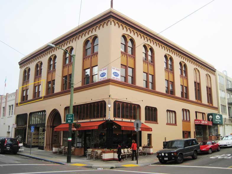 1606  Stockton (#207 & #208), San Francisco,  Photo