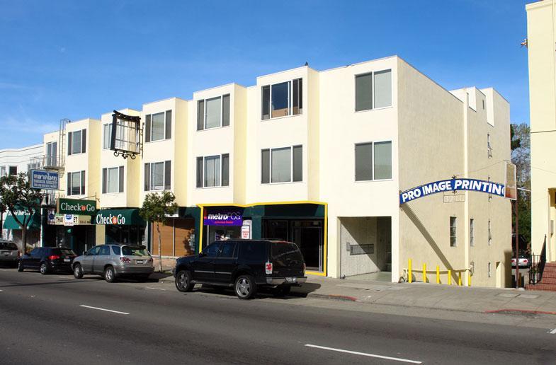 3222 Geary Boulevard, San Francisco,  Photo
